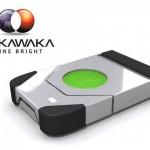 WakaWaka: modern petróleumlámpa