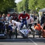 Célba értek a Bosch kézifúrói az Elektromobil futamon