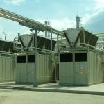Évente 2700 tonna metánt hasznosít a győri kiserőmű
