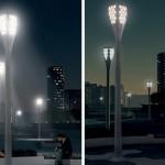LED-es közvilágítás: -85% eneregia!