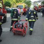 Közel hétszáz tűzvédelmi ellenőrzés az elmúlt fél évben