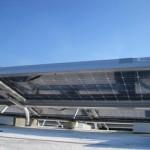 Kétoldalú napelemek: +50% energia