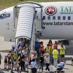 Charter repülőjáratok hozzák a termálvíz-turistákat Moszkvából Debrecenbe