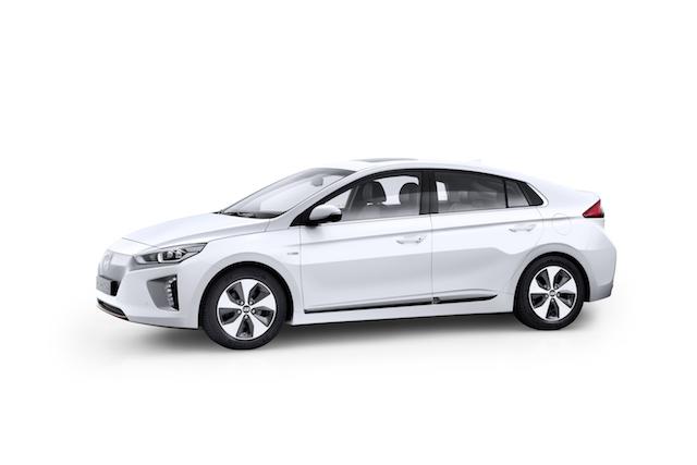 Hyundai ioniq-ev