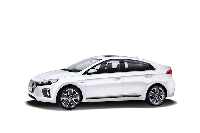 Hyundai ioniq-hev