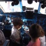 Szupermenő óvoda repülőből (videó)