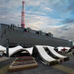 Hőerőműből átalakított múzeum a sanghaji biennálé egyik fő látványossága