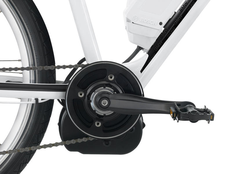 BMW Cruise Electric Bike-3