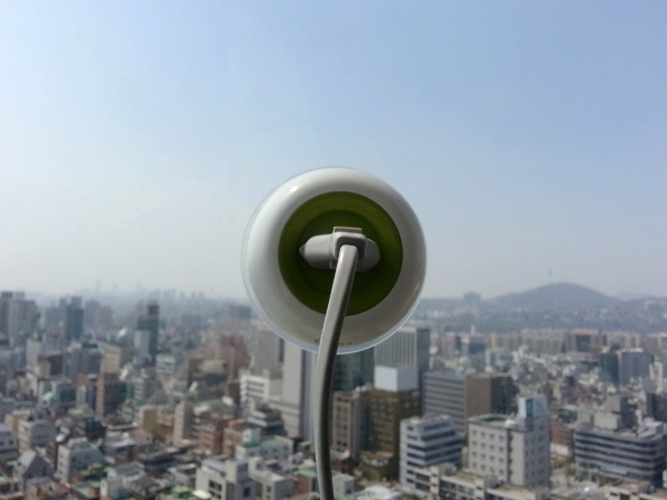 Solar Window Socket 1