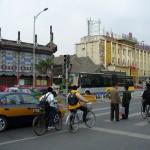 Bővül a metró, terjednek az elektromos autók Pekingben