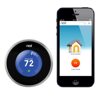 Nest iPhone