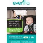 A kisgyermekek autóban felejtését megakadályozó gyermekülést dobtak piacra