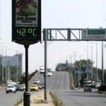 Rekord nyári áramterhelést mért a Mavir