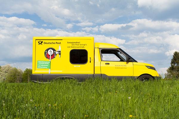 streetscooter-Deutsche Post