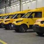 Elektromos autót gyárt a német posta