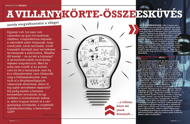 Villanykörte-összeesküvés Energiafigyelő Magazin