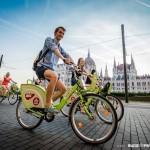 A Mol Bubi ihleti a pozsonyi kerékpárkölcsönző rendszert
