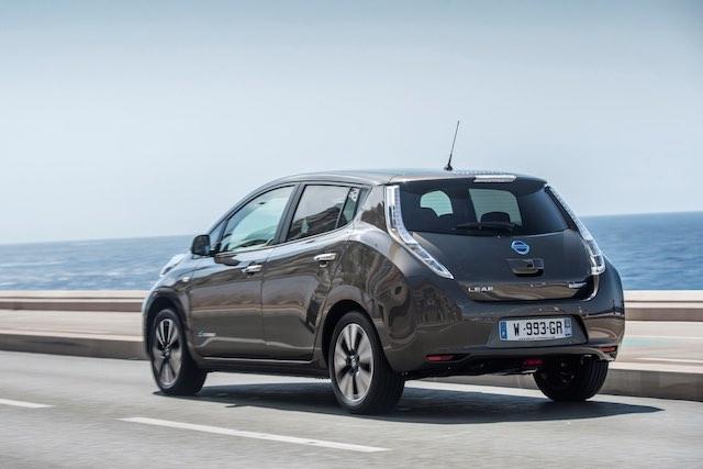 Nissan Leaf 2016-1