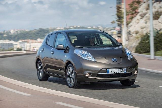 Nissan Leaf 2016-3