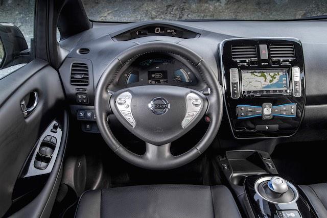 Nissan Leaf 2016-4