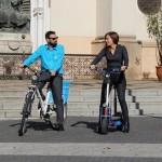 Elsőként Kaposváron indult az országban elektromos bringarendszer