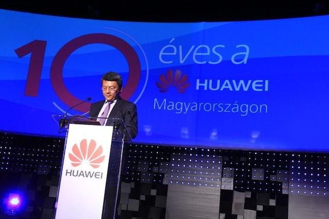 Huawei10year