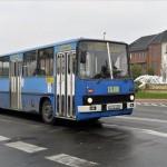 Kidobja a dízelbuszokat Kaposvár