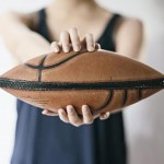 Kosárlabdából táska