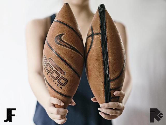 Kosárlabda újrahasznosítás hulladékhasznosítás