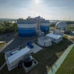 Sikeres volt a pécsi biogázerőmű próbaüzeme