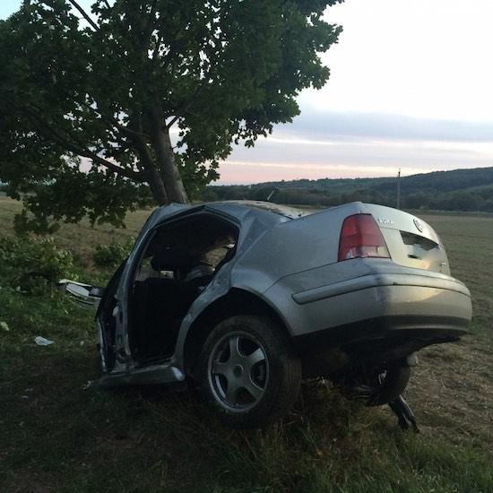 Volkswagen baleset1