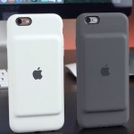 Kipróbálták az Apple új akkumulátor iPhone-tokját