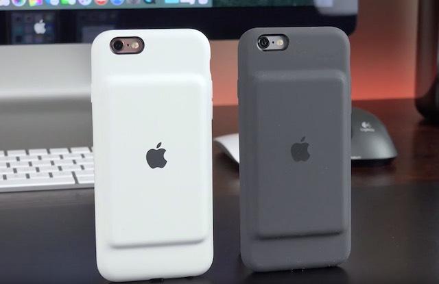 Apple iPhone akkumulátor tok