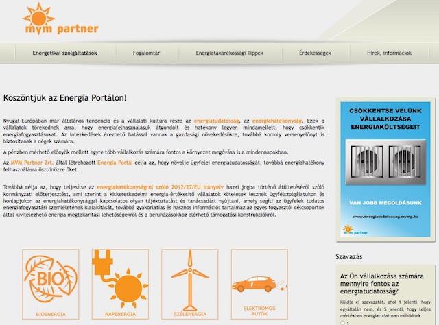 energiaportál