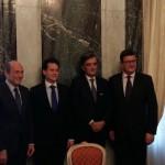 A migrációról és az energiabiztonságról tárgyalt Párizsban a KKM helyettes államtitkára