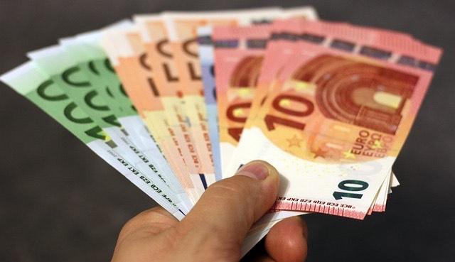Euro pénz