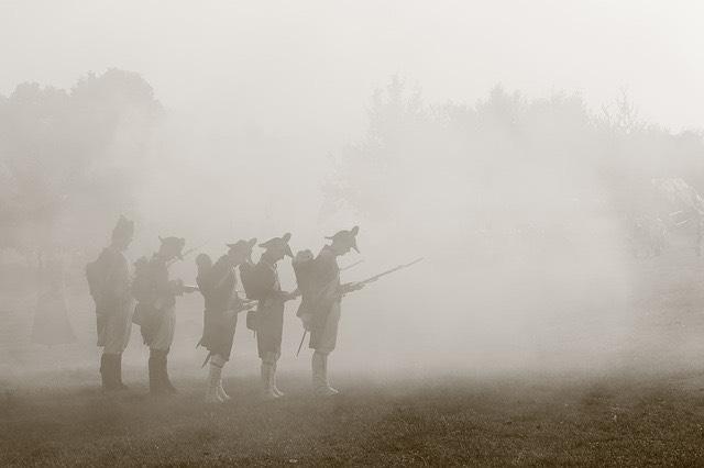 Füst katonák csata