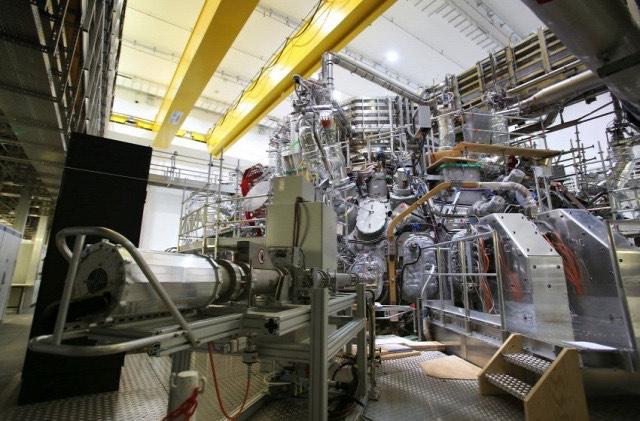Wendelstein 7-X reaktor