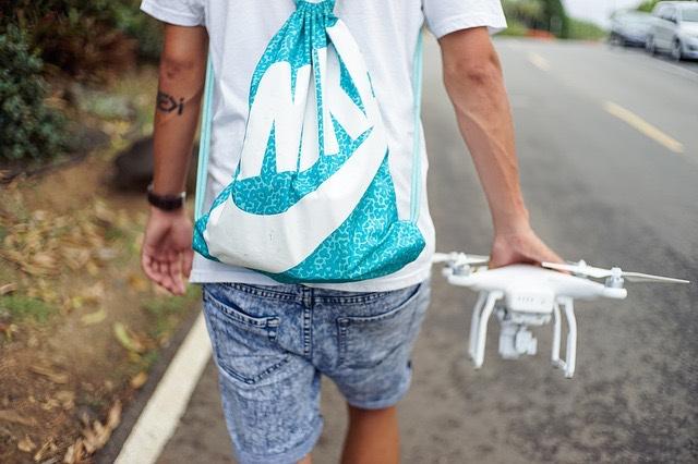 Drón hátizsák