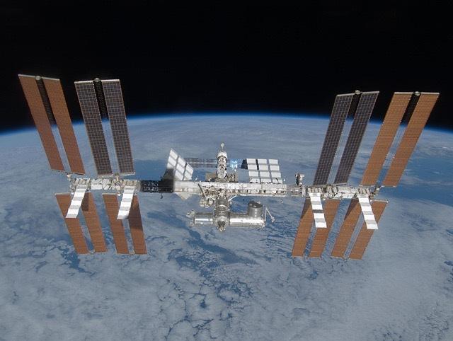 ISS nemzetkozi űrallomás