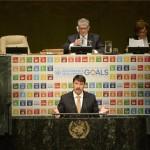 Áder János: a vízbázisok megvédése nélkül nincs fenntartható fejlődés