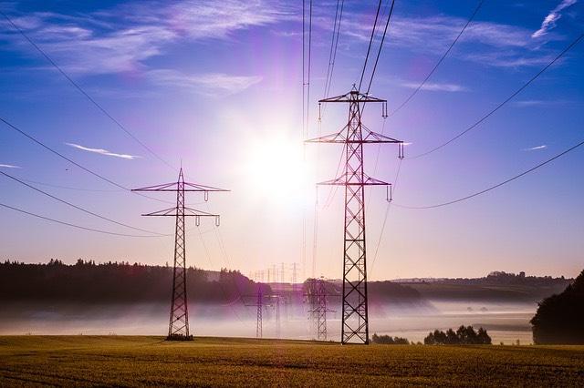 Nagyfeszültség elektromos vezeték