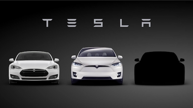 Tesla Model S X 3