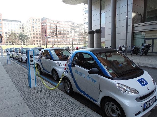 Elektromos Smart Németország