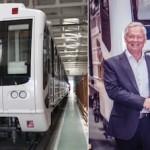 Útnak indították Budapestre az első felújított metrószerelvényt Oroszországból