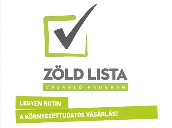 Zöld lista