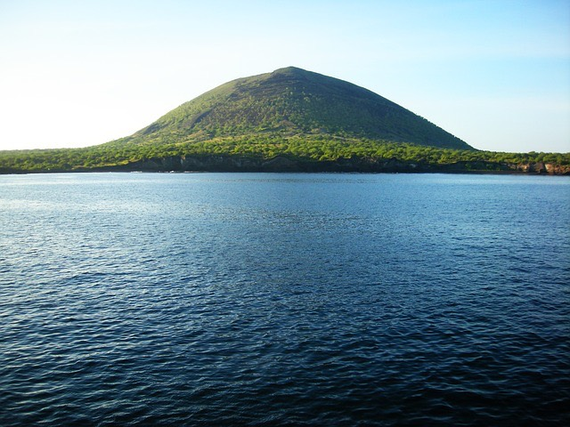 Galápagos tenger sziget