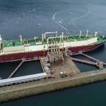 Megérkezett a harmadik tanker a lengyel LNG-kikötőbe