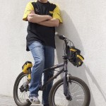 Fúr-fangos e-bike