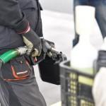 Hangyányit csökkent az üzemanyagok ára